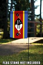 Toland Home Garden 1110721 Swaziland Country Flag, 12.5 x 18 Inch and Garden.