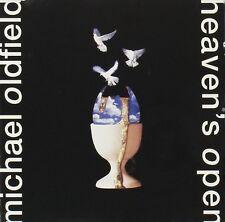 Michael Oldfield Heaven`s Open (Make Make, No Dream, Gimme Back) 90`s CD