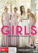 Girls the Complete Series Season 1, 2, 3, 4 & 5 DVD Box Set R4 New Sealed