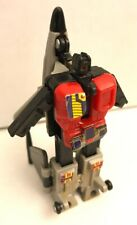 Transformers G1 SKYDIVE Generation 1 Aerialbot Superion Action Figure Jet Plane