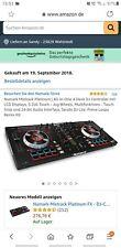 Numark mixtrack platinum 4 Deck DJ Controller mit lcd Displays - wie neu  in OvP