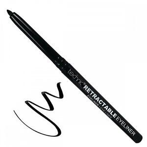 Technic Retractable Twist Up Kohl Eyeliner Eye Liner Pencil - Black