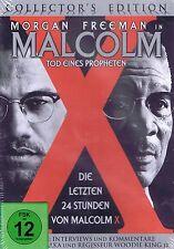 DVD NEU/OVP - Malcolm X - Tod eines Propheten - Morgan Freeman & Yolanda King