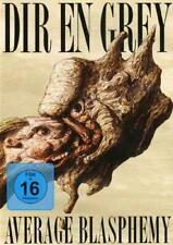 Dir En Grey - Average Blasphemy (NEW DVD)
