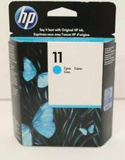 Genuine HP Ink Cartridge 11 Cyan