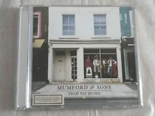 MUMFORD & SONS SIGH NO MORE CD [2009] NEAR MINT CONDITION