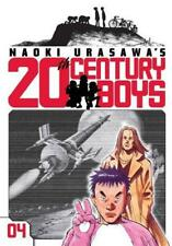 Naoki Urasawa's 20th Century Boys Volumen 4 por Urasawa Libro de Bolsillo 9
