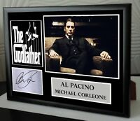 THE GODFATHER SIGNED AL PACINO TRIBUTE