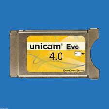 Unicam EVO 4 Modul CI, CI+, HD+ 13 14