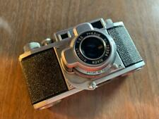 """Ricoh """"35"""" 35mm Rangefinder Camera with Ricomat 45mm f/3.5 Lens"""