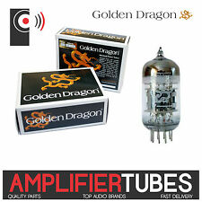 GOLDEN DRAGON Preamp E82CC / 12AU7 / ECC82 Tube /valve Premium Valves / tubes