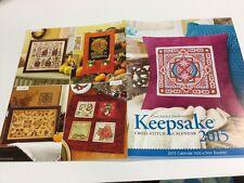 Keepsake Cross Stitch 13 Designs For Each Month Cross Stitch & Needlework 2015