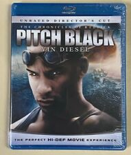 Pitch Black Unrated Director's Cut Blu Ray New And Sealed