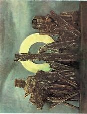 Max Ernst- The great foresta  Poster or Canvas Premium A4-A0