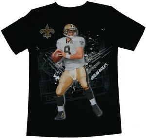 Drew Brees New Orleans Player Action Youth T-Shirt