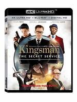 Kingsman: The Secret Service (4k Ultra HD + Blu-ray)
