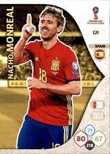 Panini WM Russia 2018 -  Nr. 121 - Nacho Monreal - Team Mate