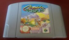 JEU Nintendo 64  - Cruis 'N World - NUS  EUR