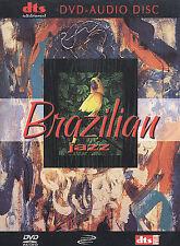 "VARIOUS ""Brazilian Jazz""  DVD AUDIO BRAND NEW! STILL SEALED! ONLY NEW COPY eBAY!"