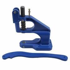 Hand Pressure Pressing Clamp Machine Sewing Tool Claw Clasp Snap Rivet Machine Q