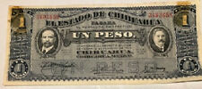 New Listingmexican paper money from mexico