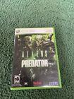 Alien vs. Predator (Microsoft Xbox 360, 2010) Complete, Tested