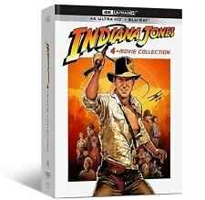 Indiana Jones. Collection 4K Ultra HD (2020) 9 Blu Ray