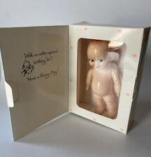 Vintage 1986 Kewpie Doll In Box Jesco Happy Birthday
