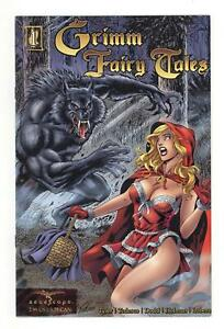 Grimm Fairy Tales 1A 1st Printing FN 6.0 2005 Zenescope