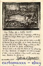 WW1 WWI Propaganda - Dai Salmi dei Nostri Morti - Venezia - D'Annunzio - PV234