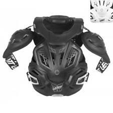 Leatt Fusion 3.0 Neck Brace Body Armour Adult Motocross MX White Large XLarge