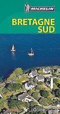 Michelin Le Guide Vert Bretagne Sud von Guide vert français (2018, Gebundene Ausgabe)