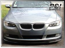 HM Type Carbon Fiber Front Bumper Lip for 07-10 E92 Standard Bumper Only