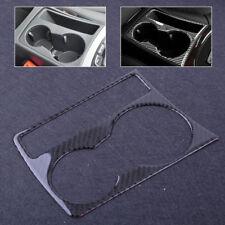 Interior De Fibra De Carbono Cubierta Del Panel Soporte para vaso de agua ajuste ajuste para Audi A4 A5 S4 S5