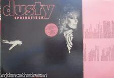DUSTY SPRINGFIELD - Reputation - VINYL LP