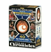 NEW 2020 NBA Panini Chronicles Blaster Box Basketball Cards Sealed 2019-20 2019
