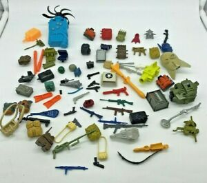GI Joe Action Force SPARES AND REAPAIRS FIGURES AND PARTS