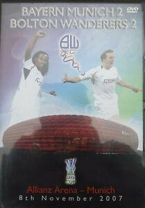 Bolton Wanderers DVD V Bayern Munich