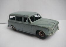 1960 DINKY TOYS 1/43e Meccano ancienne voiture 403 PEUGEOT U5 / 24F ( pas atlas)