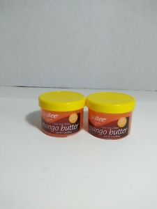 Softee Lot of 2 Enriched with Shea Mango Butter Hair & Scalp Treatment 3.oz