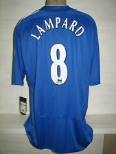 #8 LAMPARD CHELSEA 2006-07 HOME SHIRT ADIDAS TAGS SIZE 2XL