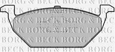 BBP1619 BORG & BECK FRONT BRAKE PADS fits Audi A3 96-, VW Bora, Golf IV