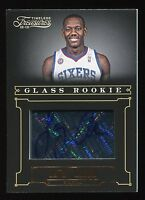 2012-13 Timeless Treasures Glass Rookie #214 LaVoy Allen RC Auto 348/499