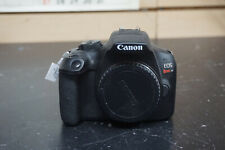 CANON EOS REBEL T6 - Body only AS-IS