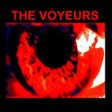 THE VOYEURS The Voyeurs LP (gatefold) . swamp luxedo brian hooper beasts bourbon