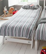 Trundle Bed Pull out Extra Guest Bed Matheus in White
