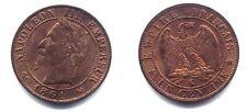 NAPOLEON III  . 1 CENTIME 1861 K SPL
