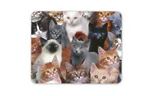 Cute Cats Mouse Mat Pad - Cat Kitten Mum Sister Aunty Auntie Gift Computer #8952