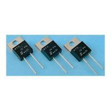1 x Vishay RTO050F82R00JTE1, RADIALE RESISTORE fisso 82Ω ± 5% 50W ± 150ppm/° C