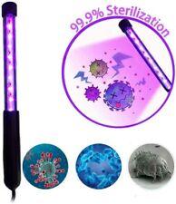 LED UV Sterilizer Disinfection Lamp UVC Lamp Ultraviolet Germicidal Light US